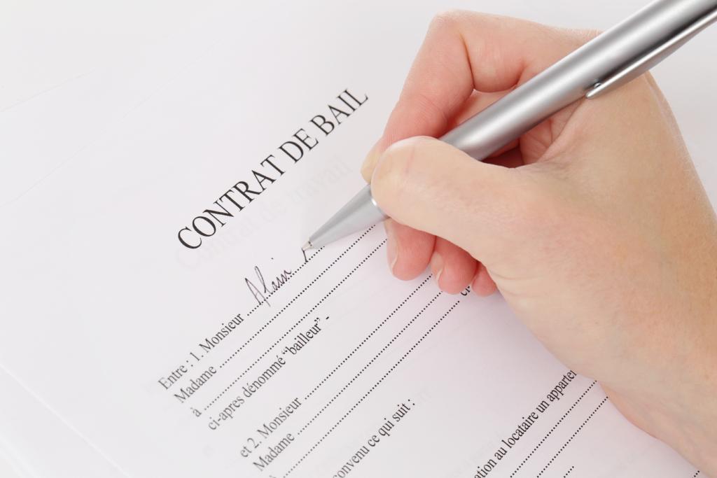 Bail d'habitation – Les modifications de la loi Alur